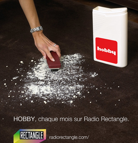 Hobby on Radio Rectangle | by Marc Wathieu