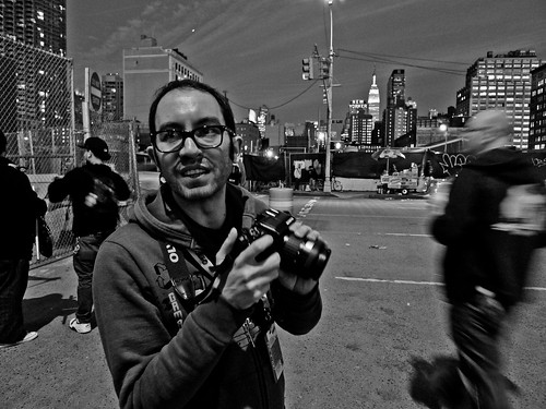 NYCC 2012: Birdie, Camera, NYC. | by Kevin Church