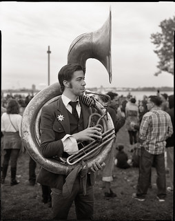 Sousaphone Joe | by Paul McEvoy