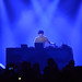 Four Tet plays the Thomas Wolfe Auditorium at Moogfest on Saturday, October 27, 2012.