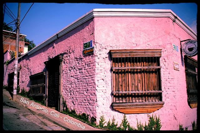 San antonio barrio de artesanos restaurantes cafes for Barrio el jardin cali colombia