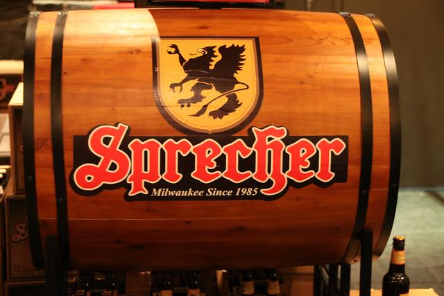 sprecher beer barrel flickr photo sharing