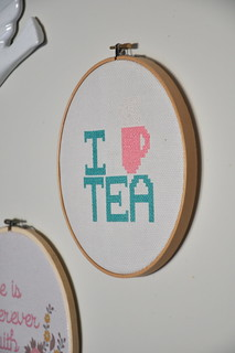 Tea Cross Stitch | by House of Lane
