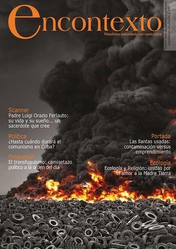 Portada ed 71 Revista Encontexto
