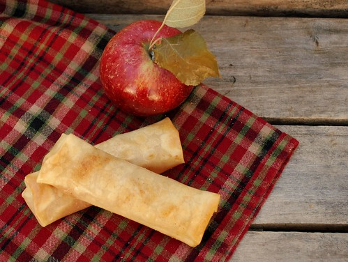 Apple pie egg rolls 1 rb | by firefly64