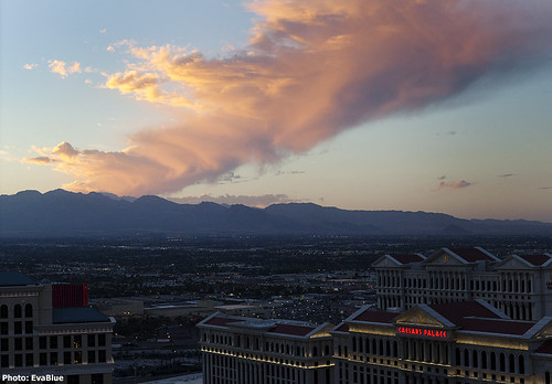sunset mountain las vegas 2 | by Eva Blue