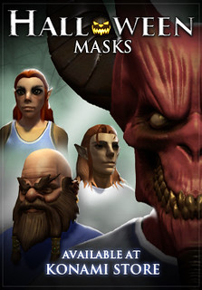 PlayStation Home: Halloween Masks | by PlayStation.Blog