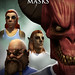 PlayStation Home: Halloween Masks