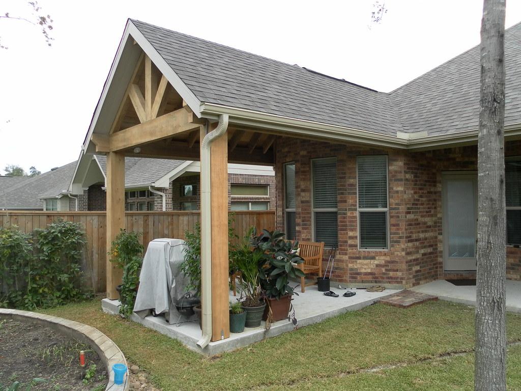 patio cover additions flickr. Black Bedroom Furniture Sets. Home Design Ideas