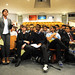 UN Women Executive Director Michelle Bachelet speaks to students on UN Day and the UN4U programme