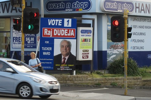 Glen Eira council election billboard | by Daniel Bowen