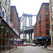 Washington Street w/ Manhattan Bridge view