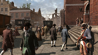 Assassin's Creed III: Wall Street | by PlayStation.Blog
