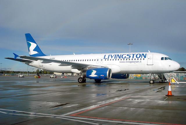 Авиакомпания Ливингстон (Livingston). Официальный сайт.2