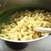 Green Macaroni and Cheese