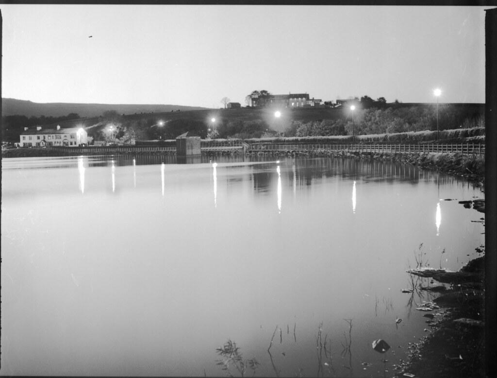 dawns early light hollingworth lake at dawn 27th