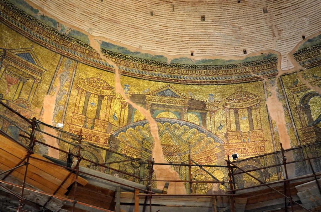 Rotunda of Galerius, Thessaloniki  Dan Diffendale  Flickr