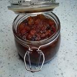 Aprikosen-Pflaumen-Apfelkompott