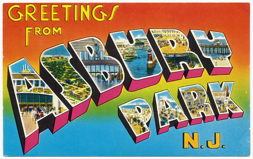 Greetings from Asbury Park N. J. | by Boston Public Library