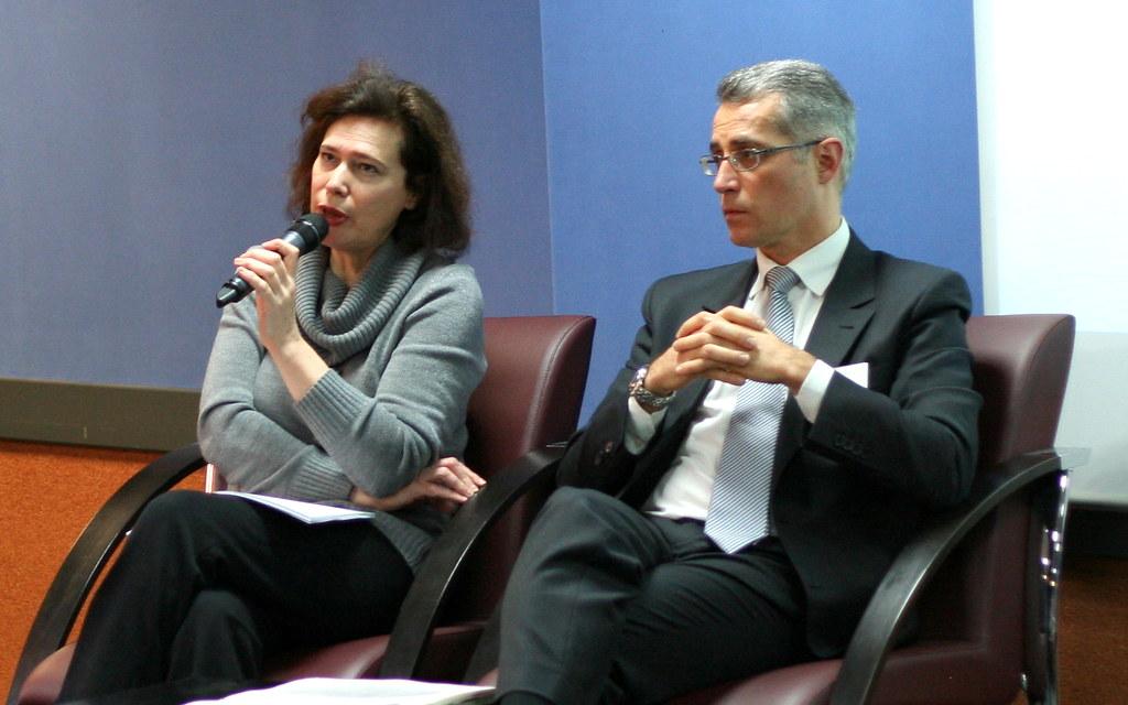 Marie Pascale Antoni Directrice Des Affaires Fiscales Au
