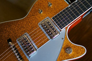 Gretsch Sparkle Jet, January 22, 2013 | by Maggie Osterberg