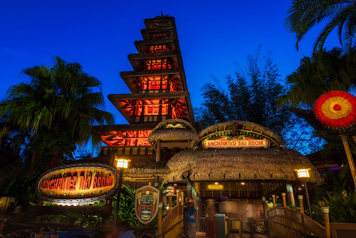 Enchanted Tiki Room | by wbeem