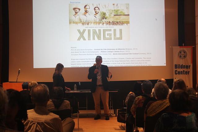 """Xingu:"" Screening and Discussion"