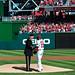 Baseball handoff