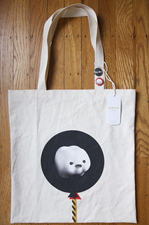 Lardee Tote Bag | by Inhae Lee