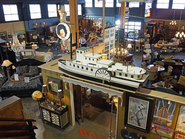 vintage furniture stores portland oregon