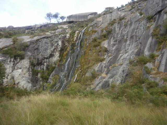 Cascada Morixoso en la Ruta por el Cañón del Eume