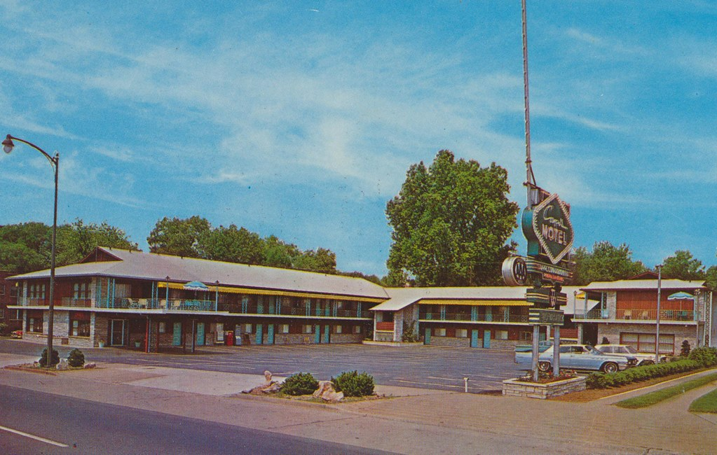 Capri Motel - Knoxville, Tennessee