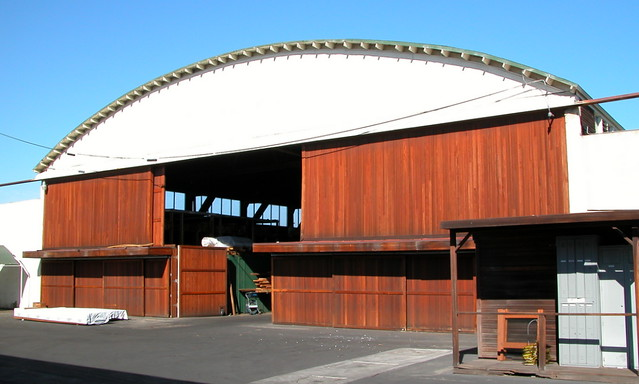 Old escondido airport hangar flickr photo sharing for 100 beauty salon escondido