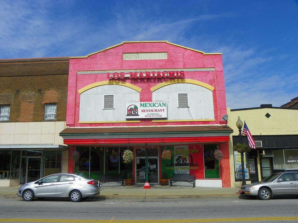 Los Mariachis Mexican Restaurant Gainesville Tx Menu