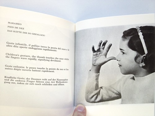 "Bruno Munari's ""Supplement to the Italian Dictionary"" (1963) 