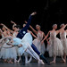 Thiago Soares as Prince Siegfried and Marianela Nuñez as Odette in Swan Lake © Alice Pennefather 2012