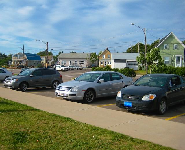 Water Street Summerside Prince Edward Island Cnx