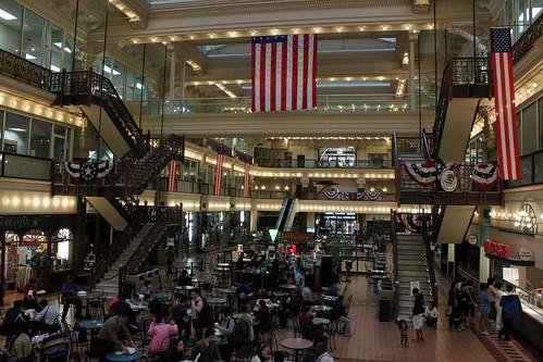 Bourse Food Court Philadelphia