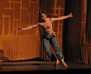 Angel Corella, American Ballet Theatre, Le Corsaire, May 28, 2009 | by notmydayjobphotography
