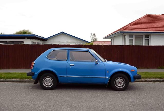 1979 Honda Civic Auto | Flickr - Photo Sharing!