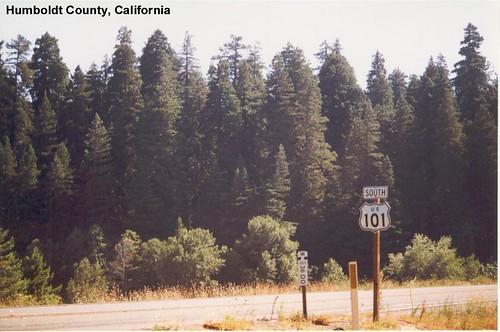 Humboldt County CA