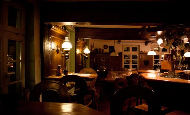 The Excellent Frankfurter Haus Pub & Restaurant Interior ...