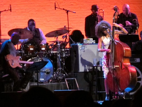 Esperanza Spalding at the Apollo | by HarlemGal Inc