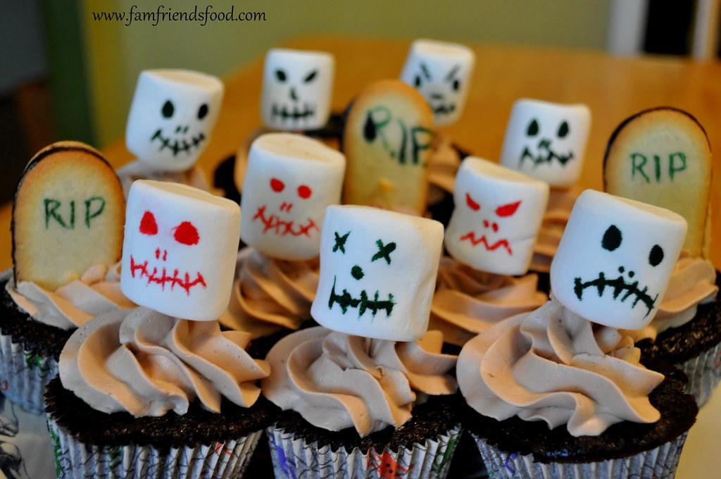 Halloween Treats Recipes Pictures
