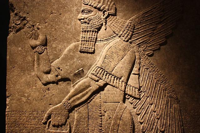 Assyrian Gods Assyrian godsAssyrian Gods