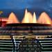 EPCOT Fountain