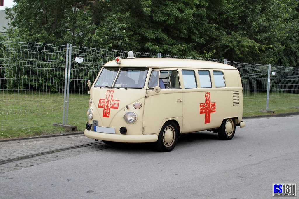 1950 - 1967 Volkswagen T1 Bulli | The first generation of th… | Flickr