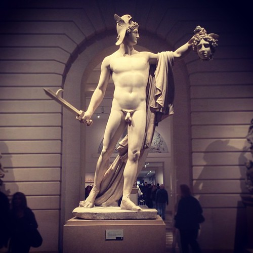 Perseus with the Head of Medusa by Antonio Canova 1804-6 | by Swifty