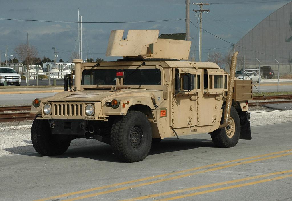 Marine Corps M1151a1 Hmmwv Armament Carrier This M1151a1