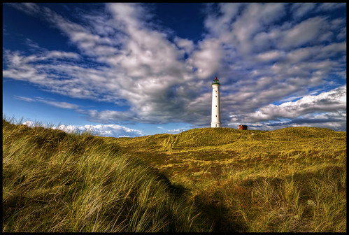 Lyngvig Lighthouse | by magnetismus